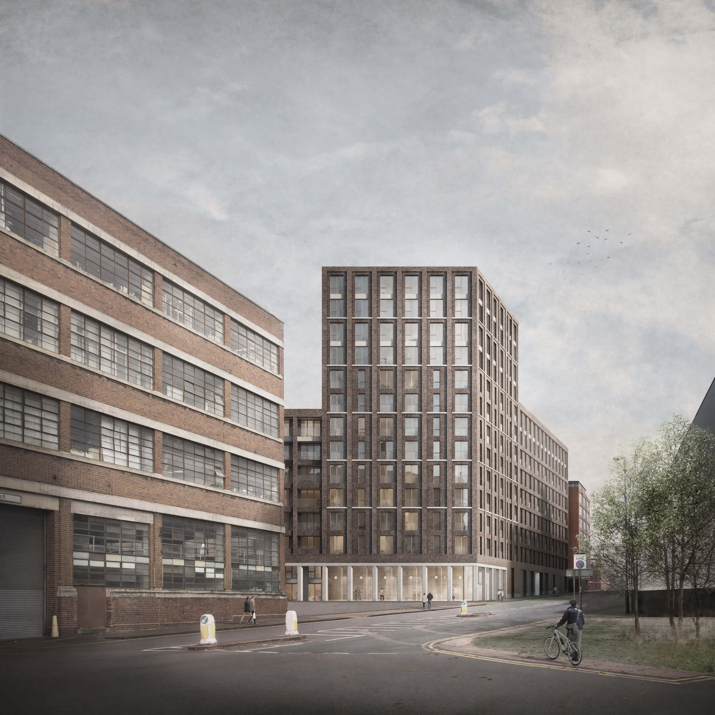 'Timber Yard' Residential Development Goes In For Planning